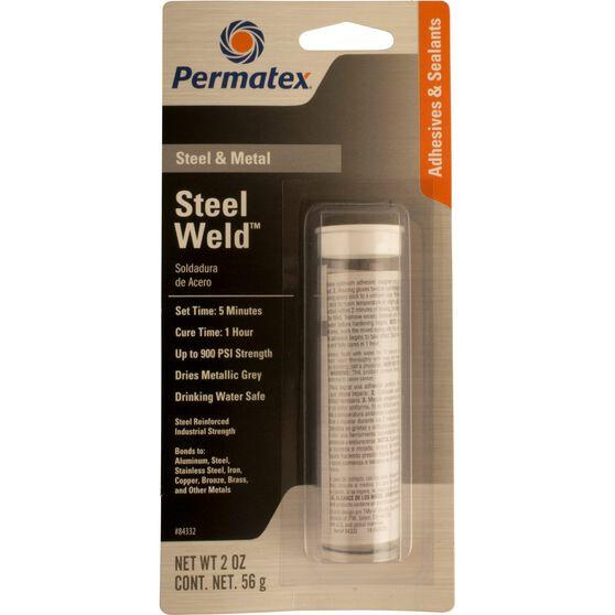 Permatex Steel Weld - 2 oz, , scanz_hi-res