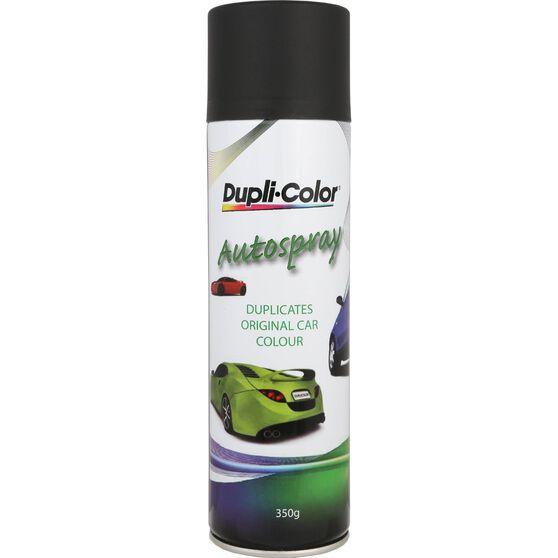 Dupli-Color Touch-Up Paint - Matt Black, 350g, PS112, , scanz_hi-res