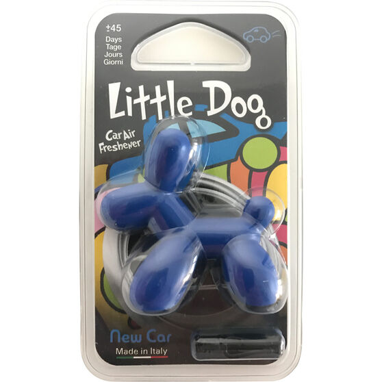 Little Dog Air Freshener - New Car, , scanz_hi-res
