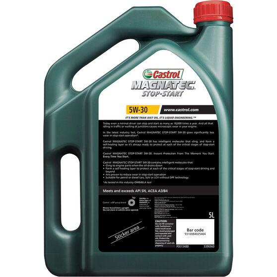 Castrol MAGNATEC Stop-Start Engine Oil 5W-30 5 Litre, , scanz_hi-res