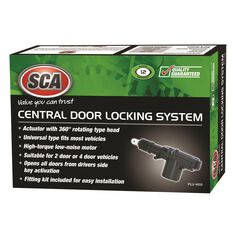 Central Locking System - 2 or 4 Door, Remote Control, , scanz_hi-res