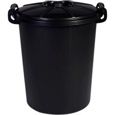 Rubbish Bin - 48L, Assorted Colours, , scanz_hi-res