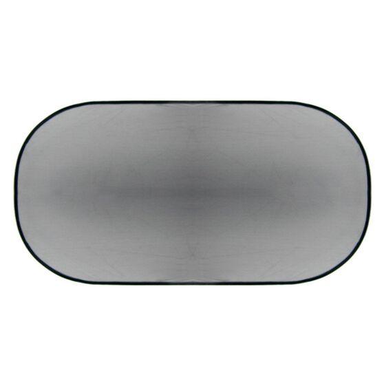 SCA Rear Sunshade - Rear, Mesh, Black, Single, , scanz_hi-res