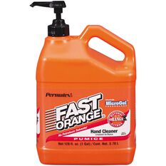 Permatex Fast Orange Hand Cleaner - 3.78 Litre, , scanz_hi-res