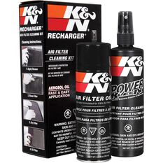 K&N Air Filter Recharge Kit 99-5000, , scanz_hi-res