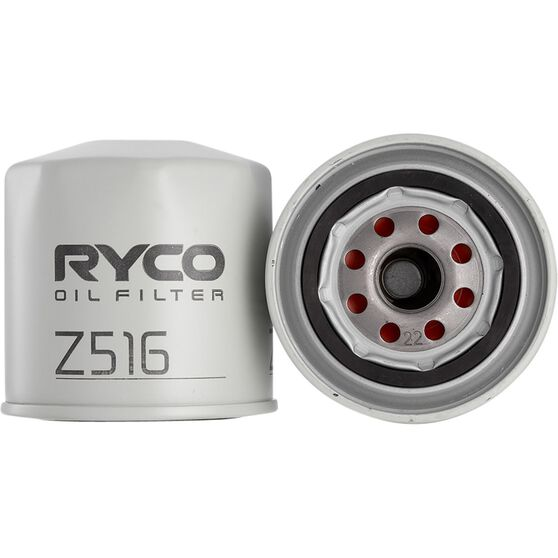 Ryco Oil Filter - Z516, , scanz_hi-res