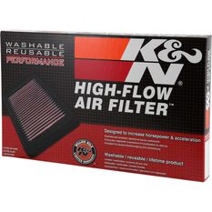 K and N Air Filter - 33-2852, , scanz_hi-res