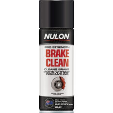 Nulon Pro Strength Brakeclean Brake & Parts Cleaner 440g, , scanz_hi-res