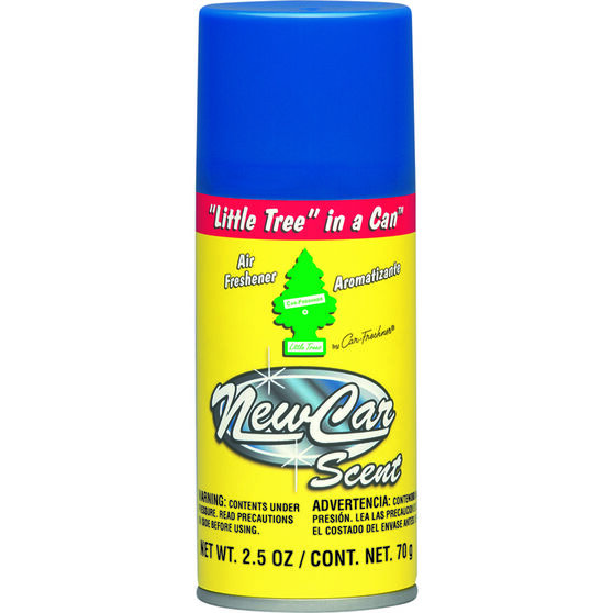 Little Trees Air Freshener -  New Car, 70g, , scanz_hi-res