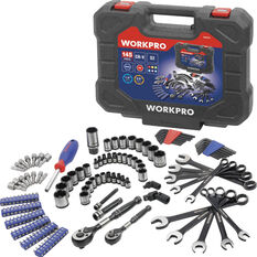 Workpro Tool Kit - 145 Piece, , scanz_hi-res