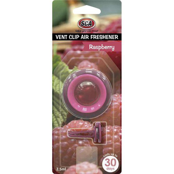 SCA Vent Air Freshener - Raspberry, 2.5mL, , scanz_hi-res