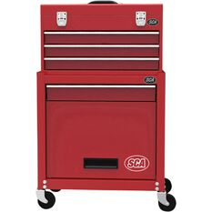 SCA Tool Cabinet, 4 Drawer, Combo - 21 inch, , scanz_hi-res