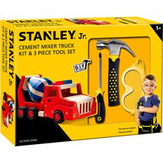Stanley Jnr with tools Kit - Truck Build, Cement, , scanz_hi-res