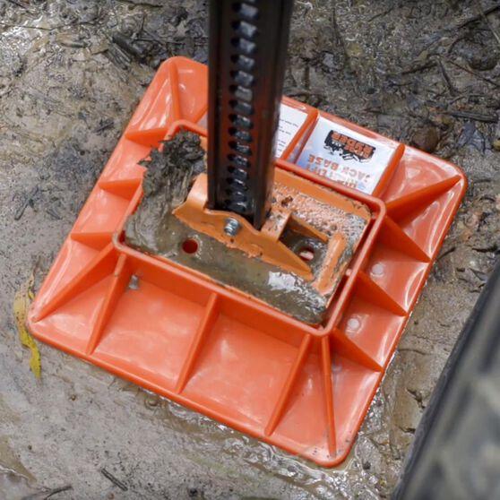 Ridge Ryder High Lift Jack Base Plate, , scanz_hi-res
