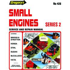 Service & Repair Manual Small Engines - 426, , scanz_hi-res