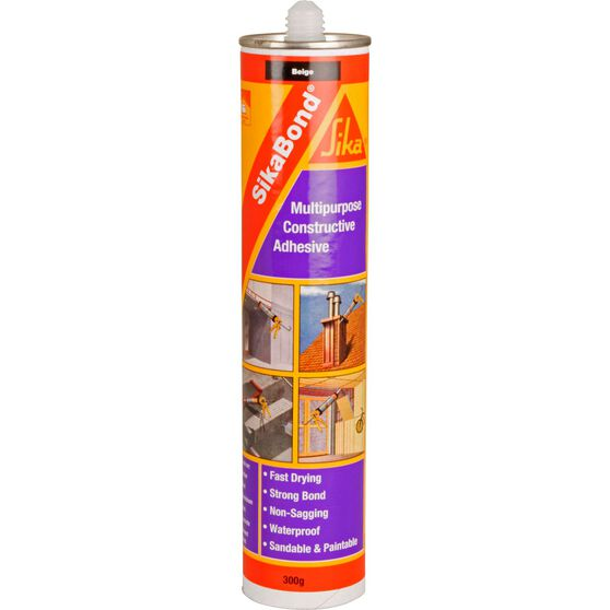 Sikabond Adhesive - Construction, 300g, , scanz_hi-res
