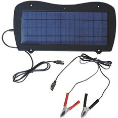 Solar Maintenance Charger - 4 Watt, , scanz_hi-res
