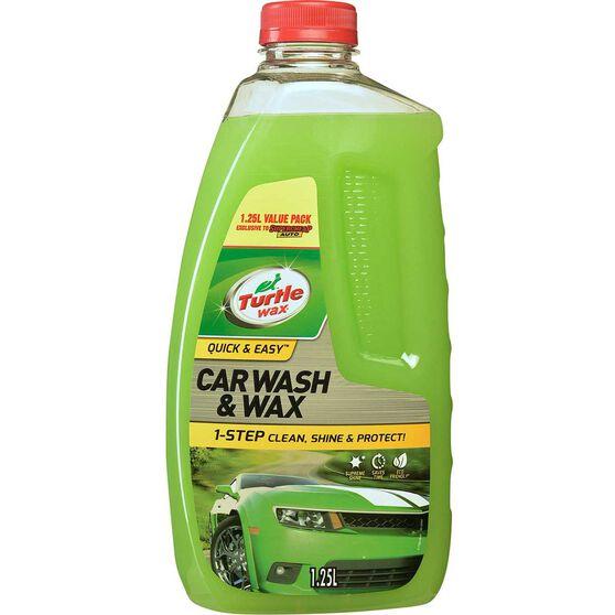Turtle Wax Wash & Wax Exclusive - 1.25 Litre, , scanz_hi-res