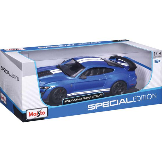 Die Cast Ford Shelby 1:18 Scale Model, , scanz_hi-res