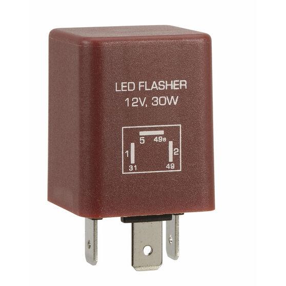Motorcycle Indicator Flasher - LED, , scanz_hi-res