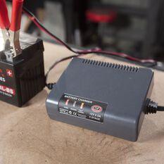Smart Battery Charger - 3 Stage, 12 Volt, 2.5 Amp, , scanz_hi-res