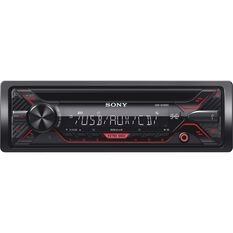 Sony Smartphone / CD Player with USB - CDX-G1200U, , scanz_hi-res