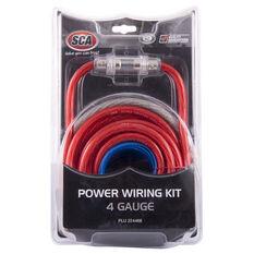 Power Wiring Kit - 4 Gauge, , scanz_hi-res