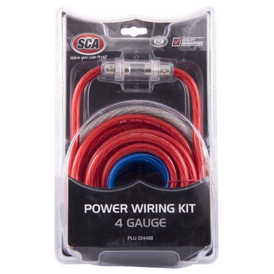 SCA Power Wiring Kit - 4G, , scanz_hi-res