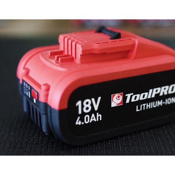 ToolPRO 4.0Ah Battery 18V 4Ah, , scanz_hi-res