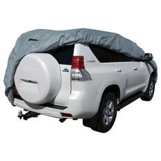 4WD Cover - Gold Protection, Waterproof, Suits Large/Extra Large 4WDs, , scanz_hi-res