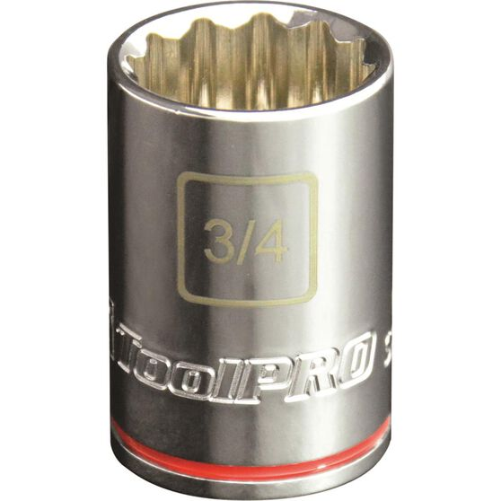 "ToolPRO Single Socket - 1/2"" Drive, 3/4"", , scanz_hi-res"