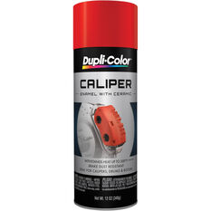 Duplicolor Aerosol Paint - Caliper Paint, Red, 340g, , scanz_hi-res