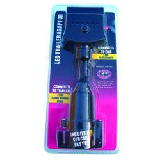 Trailer Adaptor - Flat Socket to Large Plug, , scanz_hi-res