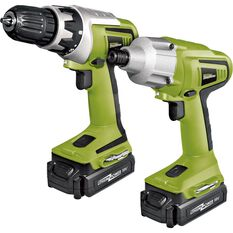 Rockwell ShopSeries Drill and Impact Driver Kit - 18V Li-Ion, , scanz_hi-res