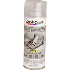 Dupli-Color Aerosol Paint Custom Wrap Gloss Clearcoat 311g, , scanz_hi-res