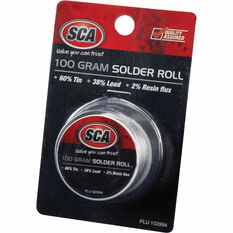 SCA Solder Roll - 100g, , scanz_hi-res