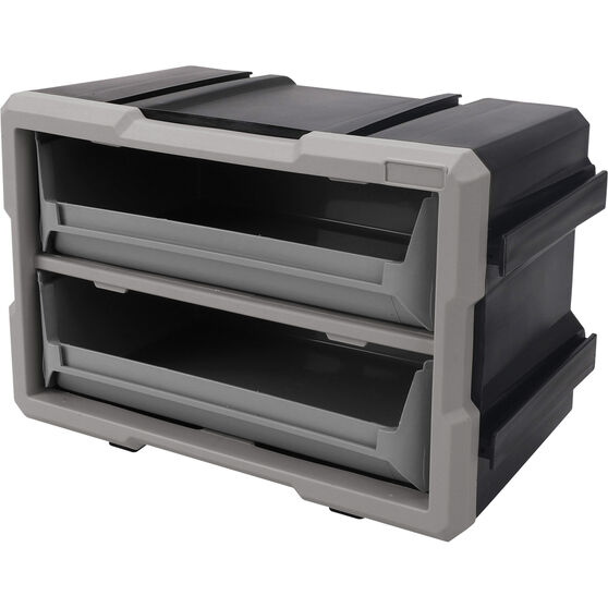 ToolPRO Connectable Organiser 2 Tray, , scanz_hi-res