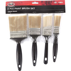 Paint Brush Set - 4 Piece, , scanz_hi-res