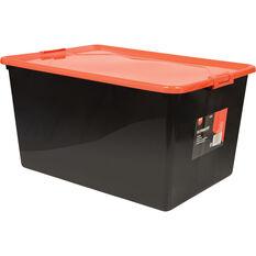 SCA Storage Box - Black & Red, 53 Litre, , scanz_hi-res