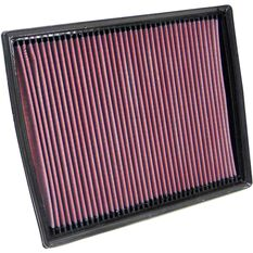 K and N Air Filter - 33-2787 (Interchangeable with A1433), , scanz_hi-res