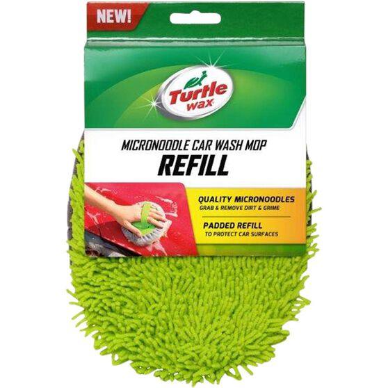 Turtle Wax Mircofibre Noodle Mop Refill, , scanz_hi-res