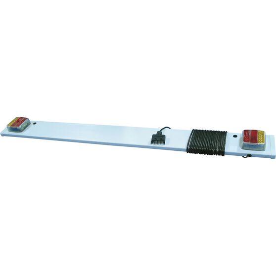 SCA Trailer Light Board - 7 Pin, Flat, LED, , scanz_hi-res