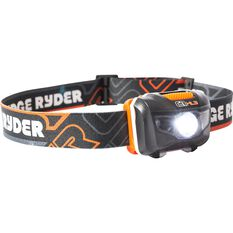 Ridge Ryder Head LAMP and Torch Combo - LED, H3, 6AAA, , scanz_hi-res