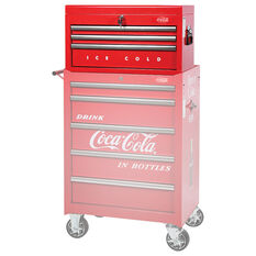 Coca-Cola Tool Chest 3 Drawer 26 Inch, , scanz_hi-res