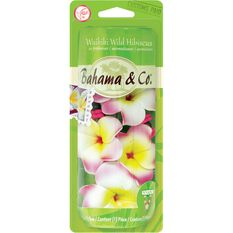 Bahama & Co Air Freshener - Flower Necklace, Wild Hibiscus, , scanz_hi-res
