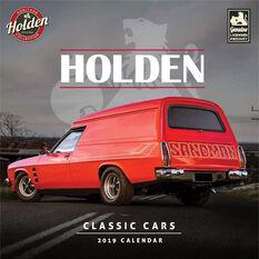 Classic Holden Square 2019 Calendar, , scanz_hi-res