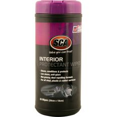 SCA Interior Protectant Wipes - 35 Pack, , scanz_hi-res