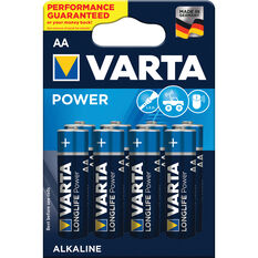 Varta Power Battery - AA, 8 Pack, , scanz_hi-res