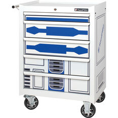 ToolPRO Tool Cabinet Robot Design 5 Drawer 27 Inch, , scanz_hi-res