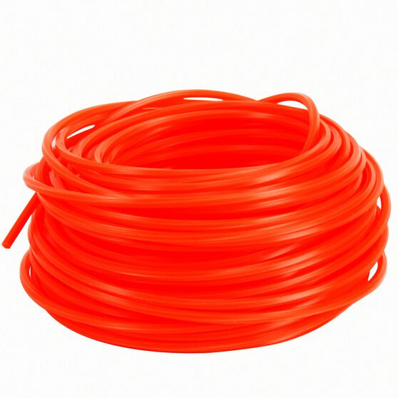 Tuff Cut Trimmer Line - Orange, 2.4mm X 12m, , scanz_hi-res